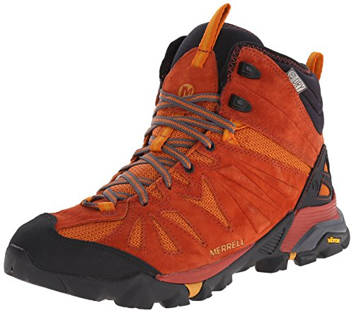 Merrell-Mens-Capra-Mid-Waterproof-Hiking-Boot-Dark-Rust-9-M-US