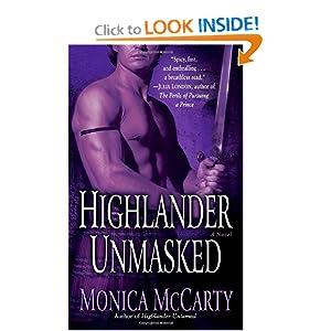 Highlander Unmasked - Monica McCarty