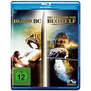 10.000 B.C. & Die Legende von Beowulf (2 Discs) (Blu-ray)
