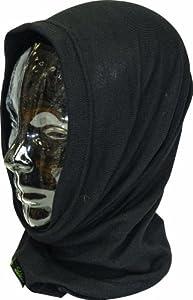 Highlander Cagoule thermique noir Noir Taille unique