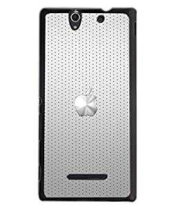 SONY XPERIA C-3 BACK COVER CASE BY instyler
