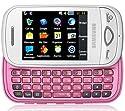 Samsung - B3410 - Téléphone portable - EDGE - Bluetooth - Rose