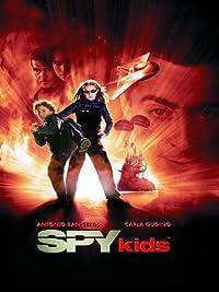 Amazon.com: Spy Kids: Antonio Banderas, Carla Gugino, Alan Cumming