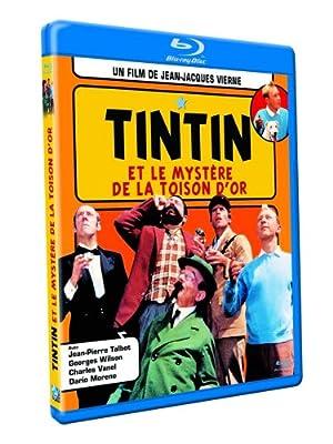 Tintin et le Mystère de la Toison d'or [Blu-ray]