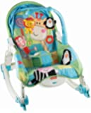 Fisher-Price Discover & Grow Newborn-to-Toddler Rocker and Seat