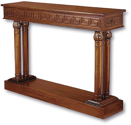 Cheap Empire Console Table (HTCA)