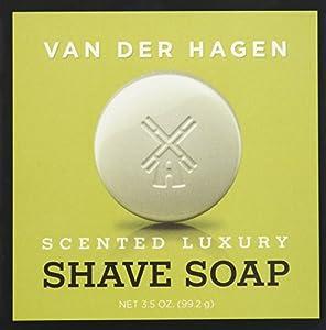 van der Hagen Luxury Scented Shave Soap
