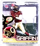 McFarlane Toys, Robert Griffin III Figure NFL Series 31 Exclusive Throwback Anniversary Jersey