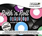 Zoom Karaoke - Rock 'N' Roll Superhits Box Set - 60 Songs - Triple CD+G Set Zoom Karaoke
