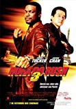 Rush Hour 3 Poster Movie Brazilian 11 x 17 In - 28cm x 44cm Jackie Chan Chris Tucker Vinnie Jones Hiroyuki Sanada