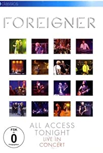 Foreigner - 25: All Access Tonight