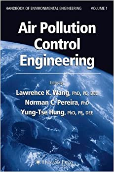 Air pollution control engineering book