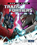 Transformers: How to Draw Transformers (Transformers) (1613771495) by Roche, Nick