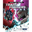 How to Draw Transformers Prime (Tansformers)