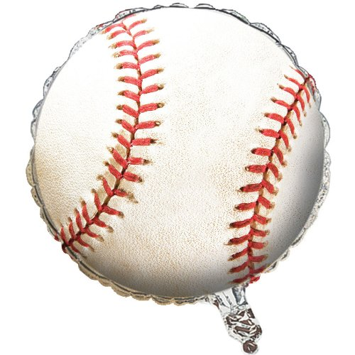 "Baseball Fanatic 18"" Foil Balloon"