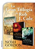 img - for La gran trilog a de Rob J. Cole (Spanish Edition) book / textbook / text book