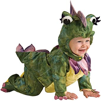 Infant Cute Lizard Costume (Size: 12-18 Months)