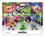 Splatoon Series amiibo 3-Pack - Wii U
