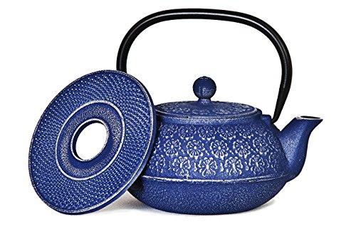 skon-cast-iron-teapot-premium-quality-40-oz-cast-iron-teapot-with-beautiful-floral-design-and-enamel