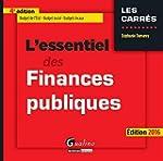 L'essentiel des finances publiques 2016