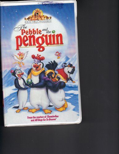 The Pebble and the Penguin [VHS] [Import]