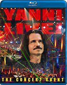 Yanni Live: The Concert Event [Blu-ray]