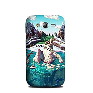 Styleo Samsung Galaxy Grand Duos designer case and cover Dream land
