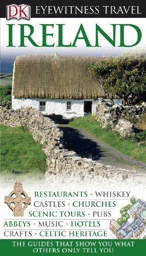 DK Eyewitness Travel Guide to Ireland