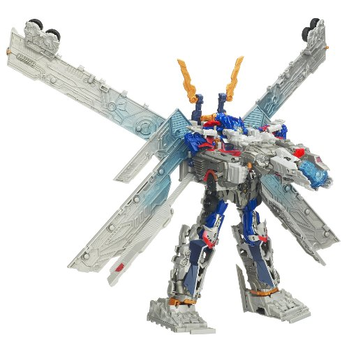 Transformers: Dark of the Moon - Ultimate Optimus Prime from Hasbro