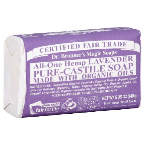 Bar Soap-Lavender - 5 oz. - Bar
