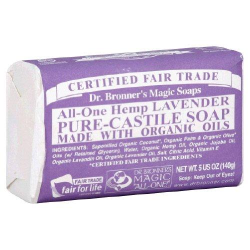 Bar Soap-Lavender - 5 oz. - Bar