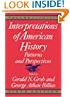 Interpretations of American History, 6th ed, vol. 1: To 1877 (Interpretations of American History; Patterns and Perspectives)