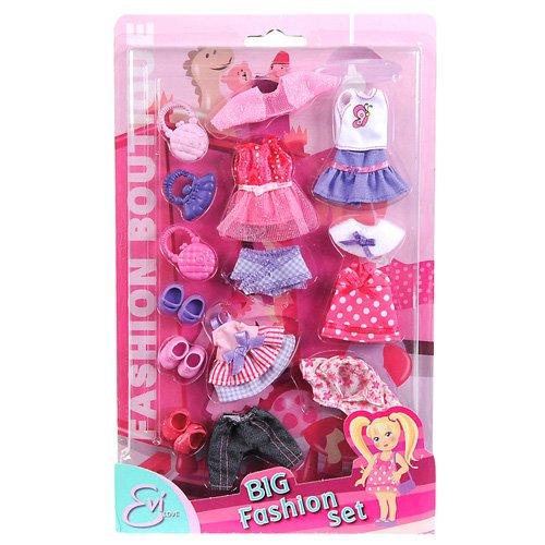 Simba Toys 105721057 - Evi Love Set Vestiti Alla Moda