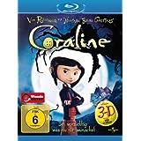 """Coraline (inkl. 3D Version + vier 3D-Brillen) [Blu-ray]von """"Dakota Fanning"""""""