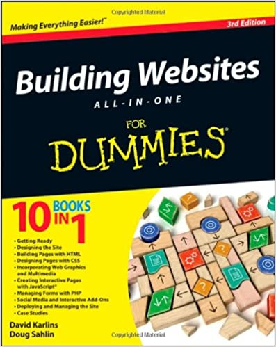 Building websites all-in-one for dummies pdf