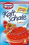 Dr. Oetker Kaltschale Erdbeer