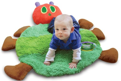 Kids Preferred The World Of Eric Carle: The Very Hungry Caterpillar Plush Playmat front-992263