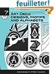 Art Deco Designs, Motifs and Alphabets