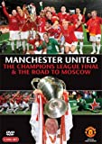 Manchester United Road To Moscow [Import anglais]