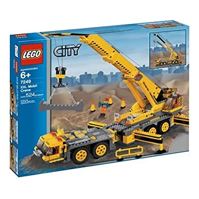 Lego liebherr kran