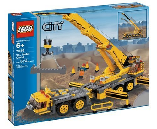Buy LEGO City XXL Mobile Crane