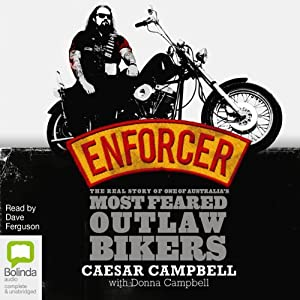 Enforcer Audiobook