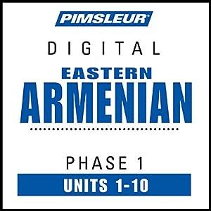 Armenian (East) Phase 1, Units 1-10 Speech