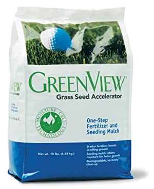 GREENVIEW , GRASS SEED ACCELERATOR 10#, Part No. 238350