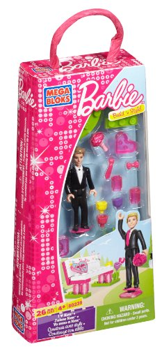 Mega Bloks Barbie I Love Ken (80239) - 1