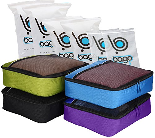packing-cubes-4pcs-value-set-for-travel-large-black-blue-purple-green