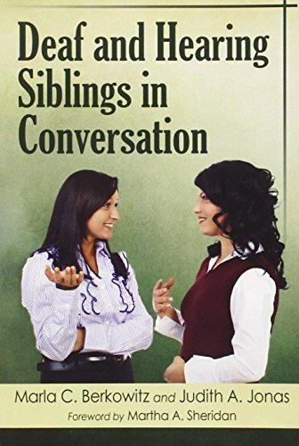 Deaf and Hearing Siblings in Conversation PDF
