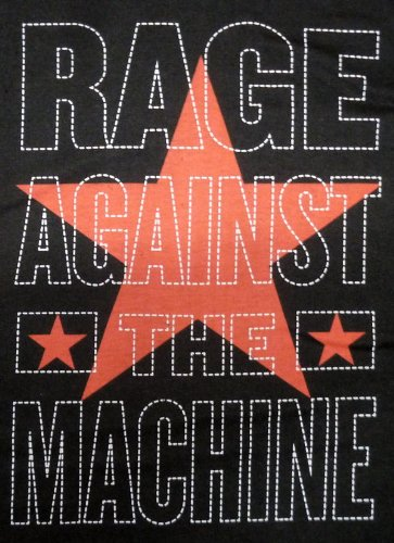 Rage Against The Machine レイジ・アゲインスト・ザ・マシーン Tシャツ 正規品 ロックTシャツ関連