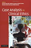 img - for Case Analysis in Clinical Ethics book / textbook / text book