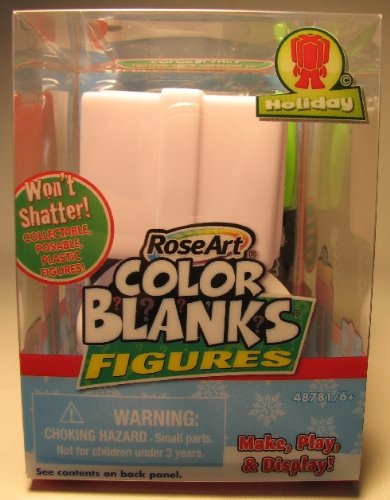 RoseArt Color Blanks Present-Head